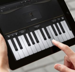 Songwriting auf dem Smartphone / Tablet